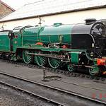 List of Lord Nelson class locomotives
