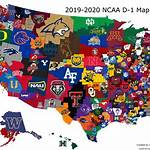 List of NCAA Division I institutions