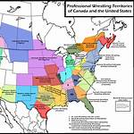 List of National Wrestling Alliance territories