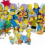 List of The Simpsons cast members