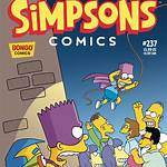 List of The Simpsons comics