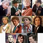 List of actors who have played the Doctor