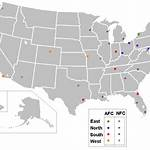List of current National Football League stadiums