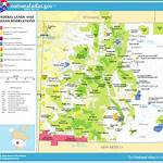List of federal lands in Colorado