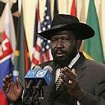 List of heads of state of South Sudan