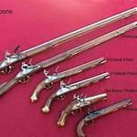 List of infantry weapons in the American Revolution