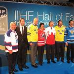 List of members of the IIHF Hall of Fame