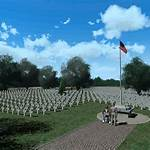 List of military cemeteries in Normandy