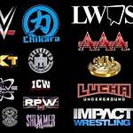 List of professional wrestling promotions