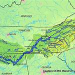 List of rivers of Tennessee
