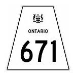 List of secondary highways in Kenora District