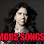 List of songs recorded by Kavita Krishnamurthy