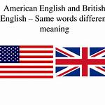 List of words having different meanings in American and British English: A–L