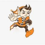 Logos and uniforms of the Cleveland Browns