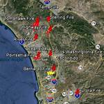 May 2014 San Diego County wildfires