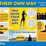 Men Going Their Own Way