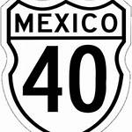 Mexican Federal Highway 40