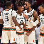 Miami Hurricanes men's basketball