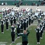 Michigan State University Spartan Marching Band