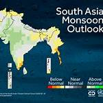 Monsoon of South Asia