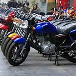 Motorcycle industry in China