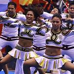 NCAA Cheerleading Competition