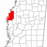 National Register of Historic Places listings in Bolivar County, Mississippi