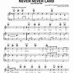 Never Never Land (song)