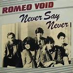 Never Say Never (Romeo Void song)