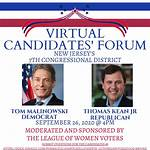 New Jersey's 7th congressional district election, 2008