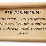Ninth Amendment to the United States Constitution