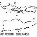 Outline of the United States Virgin Islands