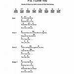 P.S. I Love You (Beatles song)