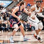 Pacific Tigers men's basketball