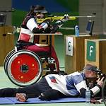 Paralympic shooting