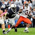 Penn State–Syracuse football rivalry