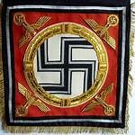 Personal standard of Adolf Hitler