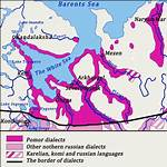 Pomor dialects