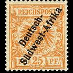 Postage stamps and postal history of German South West Africa