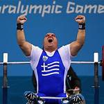 Powerlifting at the 2012 Summer Paralympics – Men's 90 kg