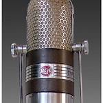 RCA Type 77-DX microphone