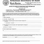 Registered state change notification