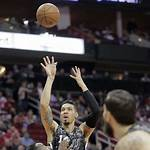 Rockets–Spurs rivalry