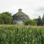 Round Barn, Bruce Township Section 6