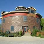 Round Barn, Norway Township