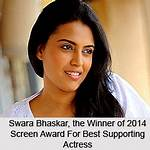 Screen Award for Best Supporting Actress