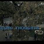 Second Thoughts (1983 film)