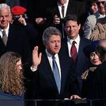 Second inauguration of Bill Clinton
