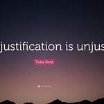 Self-justification