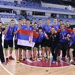 Serbia men's national under-16 and under-17 basketball team